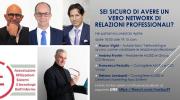 AUSED2021: 26 aprile ore 18:00 - Sei sicuro di avere un vero network professionale?